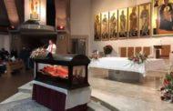 L'urna di San Timoteo e ' giunta presso la omonima parrocchia romana di Casalpalocco