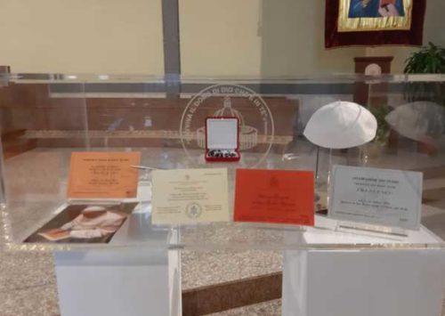 Alcuni segni del Pellegrinaggio del corpo di San Timoteo a Roma