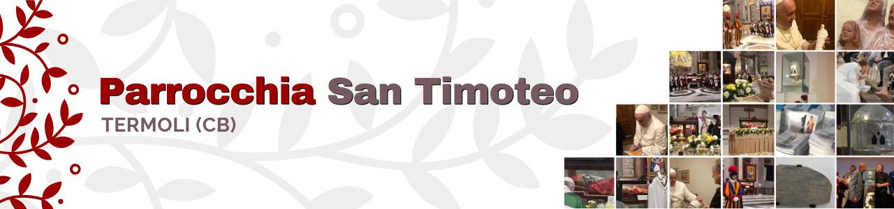 Parrocchia S. Timoteo – Termoli (CB)