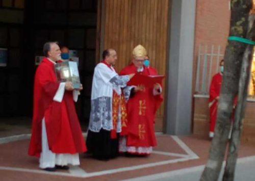 San Timoteo 2020 – Celebrazione della Santa Messa presieduta dal Vescovo
