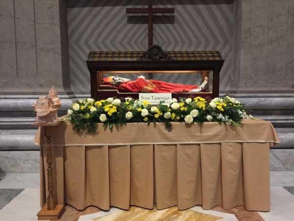 Ricordando il Pellegrinaggio a Roma: Domenica della Parola - FESTA DI SAN TIMOTEO 2020